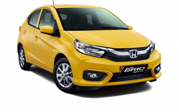 All New Brio Satya E MT